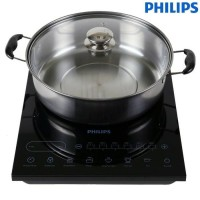 Philips induction cooker HD 4932.Garansi philips 2thn