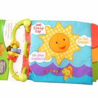 JUAL Mainan Bayi Teether Book Carter One Sunny Day MURAH