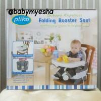 harga PLIKO New with Cushion Cover Baby Booster Seat kursi makan bayi lipat Tokopedia.com