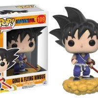 Funko POP! Dragon Ball - Goku With Nimbus
