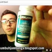Minoxidil Penumbuh jambang, Rambut, Brewok Jenggot