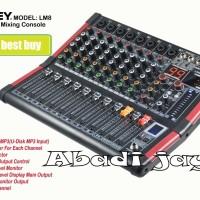harga Bagus!!! Profesional Audio Mixer Ashley Lm8 (8channel) Tokopedia.com
