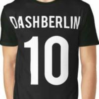 kaos dj dash berlin 10 ten/tshirt/baju/t-shirt