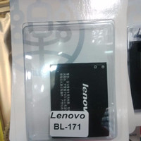 baterai battery lenovo bl171 for a390 dan a319 original oem new packin