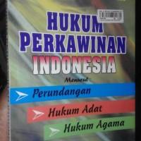 Hukum Perkawinan Indonedia