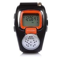 Freetalker Watch Walkie Talkie 462MHz-467MHz Up to 6Km of Range- 2 pcs
