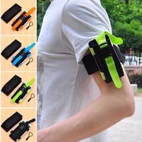 Jual New sport running armband case smartphone pegangan sport lengan Murah