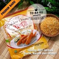 Tepung Roti MIX Panir Breadcrumb Golden Crumb Tempura Jepang 100gr