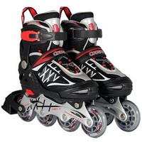 Jual Sepatu Roda (Size L) Inline Skate COUGAR Black Murah