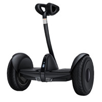 Jual Xiaomi Ninebot nine bot Mini Self Balancing Scooter segway Black Murah