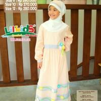 Baju Muslim Anak T-138 Salem Rp 207.000