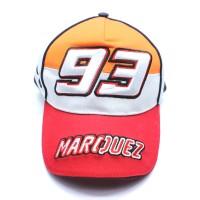 Official MotoGP Apparel Marc Marquez Repsol Edition Cap