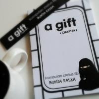 Buku A gift 1