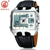 Jam Army OHSEN - OHSEN AD0930 Men's Military Watches