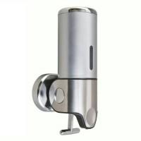Jual tempat sabun cair / shampoo & soap dispenser single stainless steel Murah