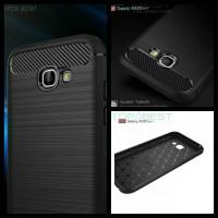 Jual Samsung Galaxy A5 2017 A520 Softcase Texture Carbon TPU | Silikon Case Murah