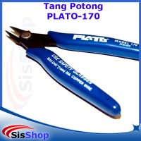 TANG POTONG PLATO 170 WIRE CUTTER MICRO NIPPER WITH SOFT SPRING