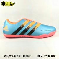 ... harga Sepatu Futsal Anak Adidas Ace Biru Muda Hitam Orange Oren Kids  Terbaru Tokopedia.com 68a8c7da0a