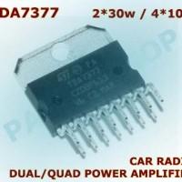 TDA7377 Dual Bridge 2x30w Car Audio Power Amplifier 4 x 10w TDA 7377