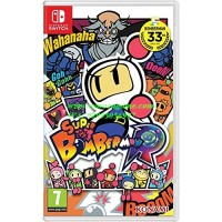 Nintendo Switch / NS / N Switch Super Bomberman R (JPN Cover/ English)