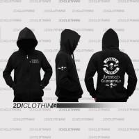 Jaket Avenged Sevenfold / Jaket Hoodie Zipper Avenged Sevenfold