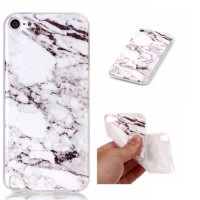 harga Tv411 - Marble Ceramics Tpu Case Ipod Touch 5 / 6 White Tokopedia.com