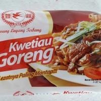 Kwetiau Goreng/ Kuah Cap Burung Layang Terbang 65gr