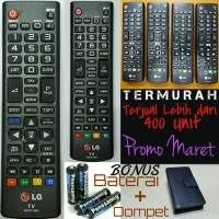 Remot / Remote TV LCD LED LG ORIGINAL AKB Series