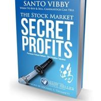 Buku The Stock Market Secret Profits. Santo Vibby .BEST SELLER TRADERS