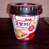 Jual YOPOKKI rasa : cheese rice cake / rasa keju Murah
