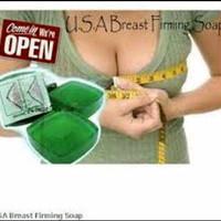 Sabun Breast Pembesar Payudara Montok Mulus Indah Kenyal Obat Memejalk