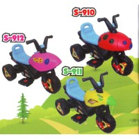 Electric Ride On Tajimaku S Series Sepeda Anak Murah Grosir Surabaya