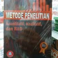 Metode Penelitian Kuantitatif Kualitatif dan R & D - Sugiyono