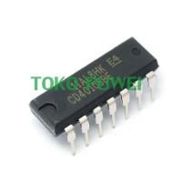 CD40106BE CD 40106 BE CD40106 Inverter Schmitt Trigger DIP 14 Pin BB96