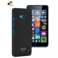 harga Original Imak Cowboy Quicksand Hard Case For Nokia Lumia 640 Black Tokopedia.com