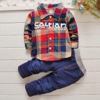 Baju Setelan Anak Cowok | Kemeja Anak Import | Pakaian Anak Laki laki