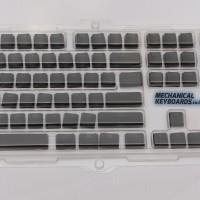 Ducky Floating ABS Double Shot Backlit Keycap Set (Black)