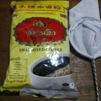 Jual THAI MIXED CAFFE NUMBER ONE 1KG + SARINGAN TEH KOPI DLL Murah
