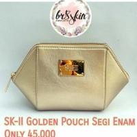 SK-II Golden Makeup Pouch Hexagonal