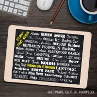 20.000+ Koleksi Font Keren | Untuk Kebutuhan Desain Grafis