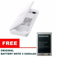 murah Samsung Extra Battery Kit for Note 3 + Gratis Battery Samsung 32