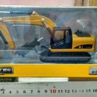 harga Diecast Miniatur Alat Berat Excavator Hammer Drill Hytruck Tokopedia.com