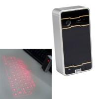 Jual Wireless Bluetooth Virtual Laser Projection Keyboard Portable Mini Murah