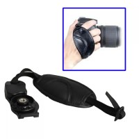 Leather Camera Grip CB-0137 Hitam