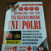 TES SELEKSI MASUK TNI POLRI 2017