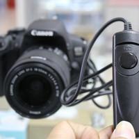 remote shutter release CANON 1100D-1300D / 450D-750D/ 60D-70D