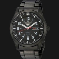 Jam Tangan Pria seiko-5-sports-snzg17k1-automatic-100m-black Original