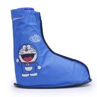 Mantel Jas Hujan Sepatu Cosh Kidz Tipe Anak Rain Shoes Bahan Parasut S