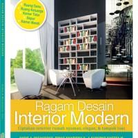 Ragam Desain Interior Modern-Andie A. Wicaksono