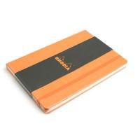 Rhodia Webnotebook - A5 - Lined - Orange